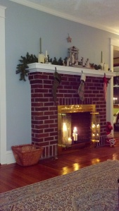 Fireplace Candelabra: $79 at Crate&Barrell