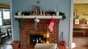 stockings: $8 ea. at Target.