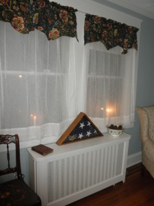 Valances from swagsgalore.com: $34 per panel