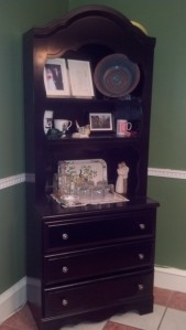 my dining room hutch